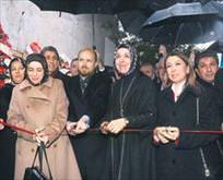 TÜRGEVin yeni genel merkezi açıldı