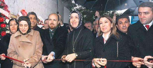 TÜRGEV'in yeni genel merkezi açıldı