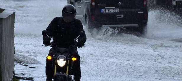 Meteroloji'den sağanak yağış uyarısı