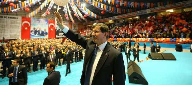 Davutoğlu'ndan Bahçeli ve Kılıçdaroğlu'na yeni lakap