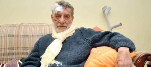 Ahmet Mekin ölümden döndü