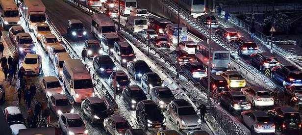 İstanbul'da trafik çilesini bitirecek formül