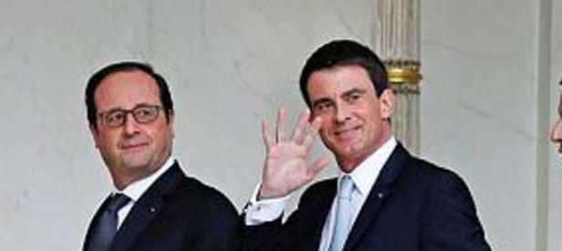 Fransa'da hükümet krizi
