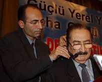 Ecevit'in koruması AK Parti'den aday adayı