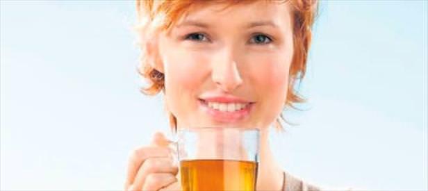 İdrar kaçırmaya karanfil çayı
