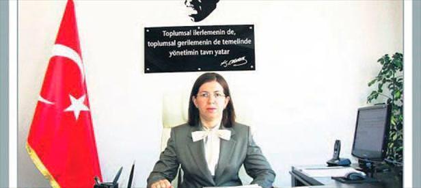 Cumhuriyet'in 3. kadın valisi Özata