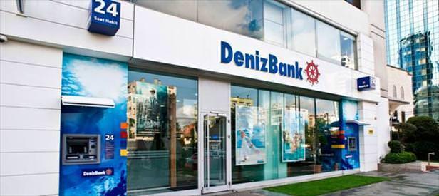DenizBank'ın net kârı 939 milyon lira