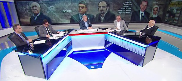 Hedef Cumhurbaşkanı Erdoğan