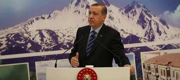 Erdoğan: Biz kefenimizle yola çıktık