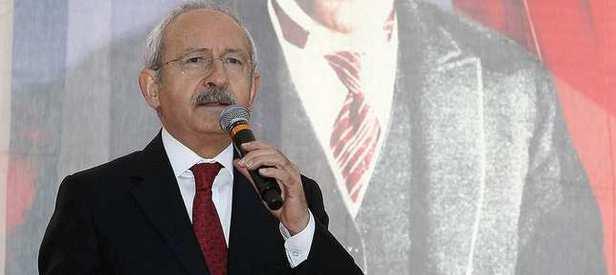 Kılıçdaroğlu'ndan operasyona tepki