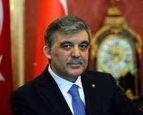 Abdullah Gül'ü üzen olay