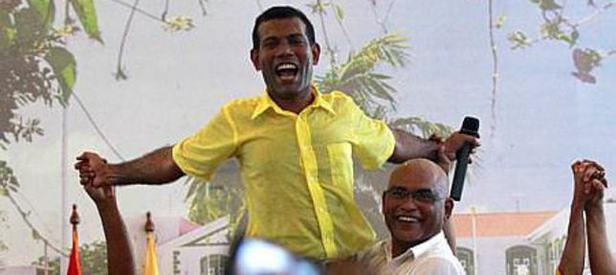 Maldivler Devlet Başkanı Naşid gözaltında