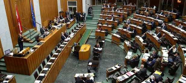 Skandal yasa tasarısı Meclis'ten geçti!