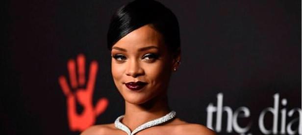 Rihanna yasağı!