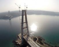 Mega projelerle Türkiye'nin çehresi değişiyor