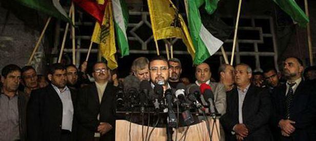 Mısır için 'Hamas terörist'