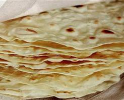 Lavaş Ekmeği (Köy Yufkası) Yapılışı