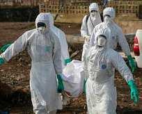 Batı Afrikada Ebola salgını
