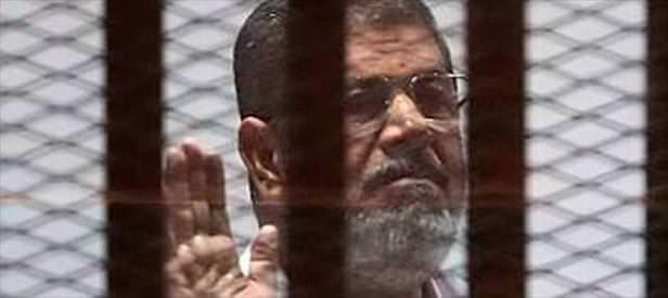 Mursi'ye 20 yıl
