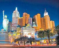 Las Vegas'a Türk çıkarması