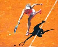 Maria Sharapova Çeyrek Finalde