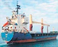 Libya gemimizi vurdu