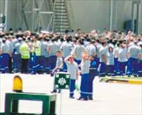 İş bırakma eylemi Eskişehir'e sıçradı