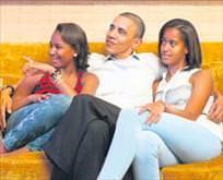 Obama'ya başlık parası: 50 inek