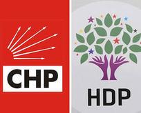 'CHP ile HDP ortak çalışıyor'