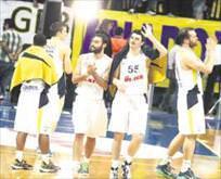 Fenerbahçe seriyi eşitledi Kafkaf'ı dağıttılar