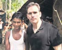 Myanmarın umudu Matt Dillon