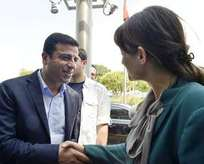 Pavey'den Demirtaş'a: Birlikte iyi salladık