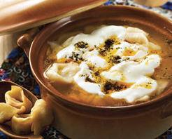 Kaşık Börek çorbası Tarifi