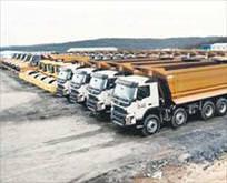 3. havalimanına bin kamyon aranıyor