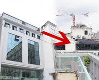 Mimarlar Odası'nın binası kaçak çıktı