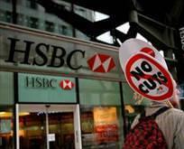 HSBC'de skandal