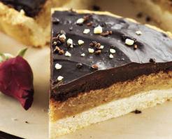 Cevizli ve Çikolatalı Tart Tarif