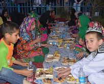 TİKA Afganistan'da yetimlere iftar verdi