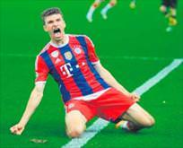 Van Persie'nin yerine Müller