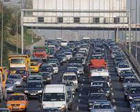 İstanbullular dikkat! Bayram öncesi trafik felç