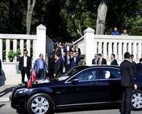 Cumhurbaşkanından bayram öncesi kabir ziyaretleri