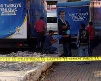 AK Parti'ye bombalı saldırı girişimi