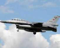 F-16'lar Suruç'a gönderildi