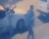 Polis lojmanını roketatarla böyle vurdular!
