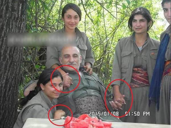Bu fotoğraf HDP'li vekilleri rahatsız etmiyor mu? - Takvim