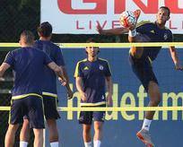 Fenerbahçe'de Shakhtar Donetsk mesaisi