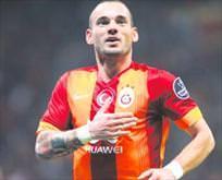Sneijder krizi!