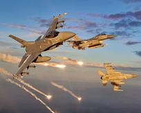 F-16'lar havalandı! PKK kamplarına 8. operasyon