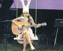 Tavşan kız Nil