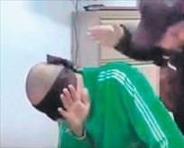Kaddafi'ye işkence